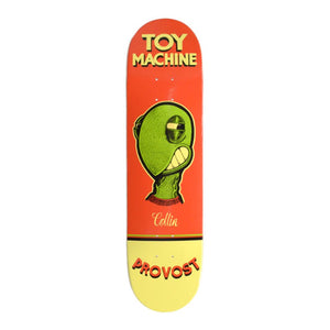 Toy Machine - Tabla PROVOST PEN N INK 8.0 x 31.63 + LIJA IRON