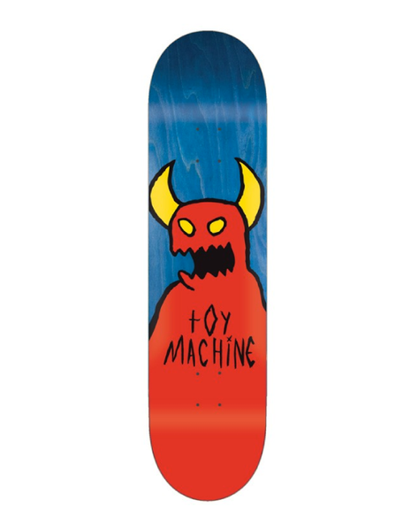 Toy Machine – Sketchy Monster 8'375 + Lija Iron