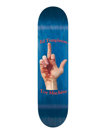 Toy Machine – Templeton Flip 8'25 + Lija Iron