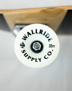 Wallride - Ace of Spades Blue Longboard (1489384144955)