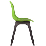 Axis Shell Cafe Chair Chairs - makemychairs