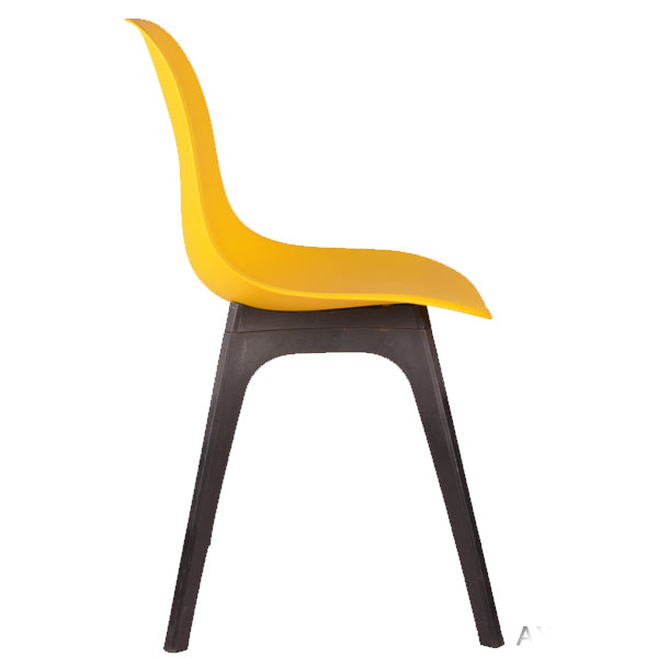 Axis Shell Visitor Chair Chairs - makemychairs