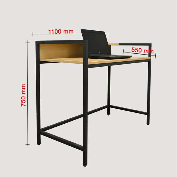HEXA - Work from home Table Office furniture - makemychairs