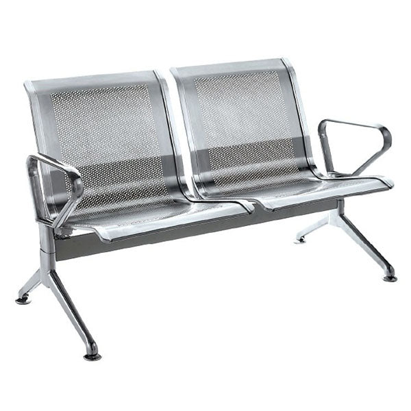 SS tendum 2 Seater Airport Sofa Chairs - makemychairs