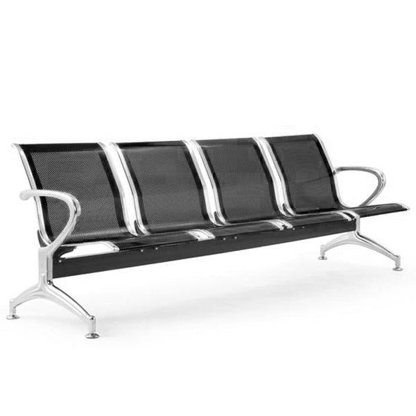 Tendum 4 Seater Airport Sofa Chairs - makemychairs