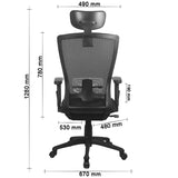 Majesty HB Chair Chairs - makemychairs