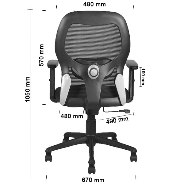 MARVEL 2 MB CHAIR Chairs - makemychairs