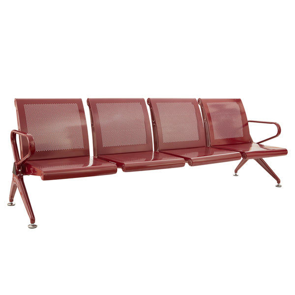 Metro 4 Seater Airport Sofa Chairs - makemychairs