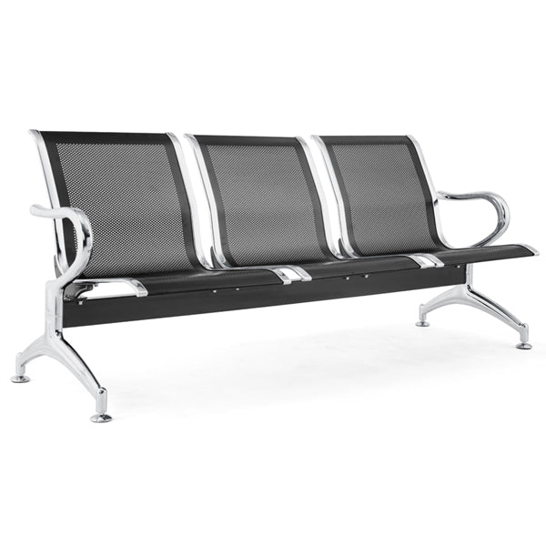 Tendum 3 Seater Airport Sofa Chairs - makemychairs