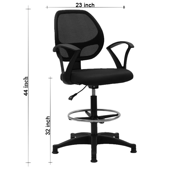 Jio mesh Lab Chair Chairs - makemychairs