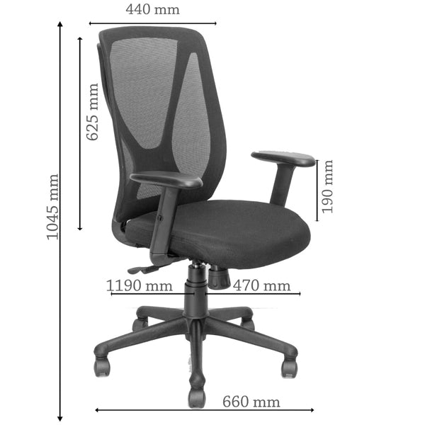 Xtream MB Chair -M054 Chairs - makemychairs
