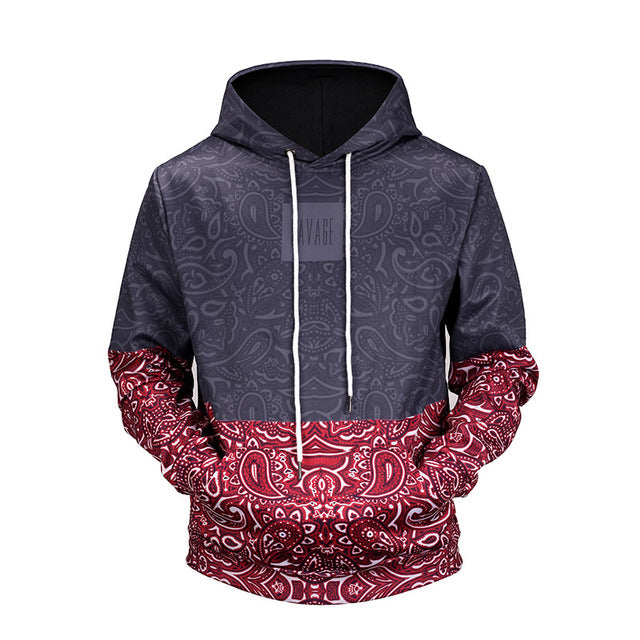 3D Printed Hoodie After Effect - From Moon Landers