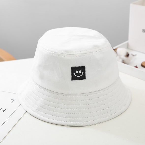 Cute Smiling Fisherman Hat