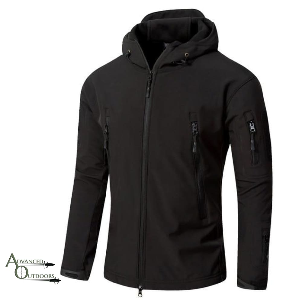 Big Game Hunting Jacket - Black / S