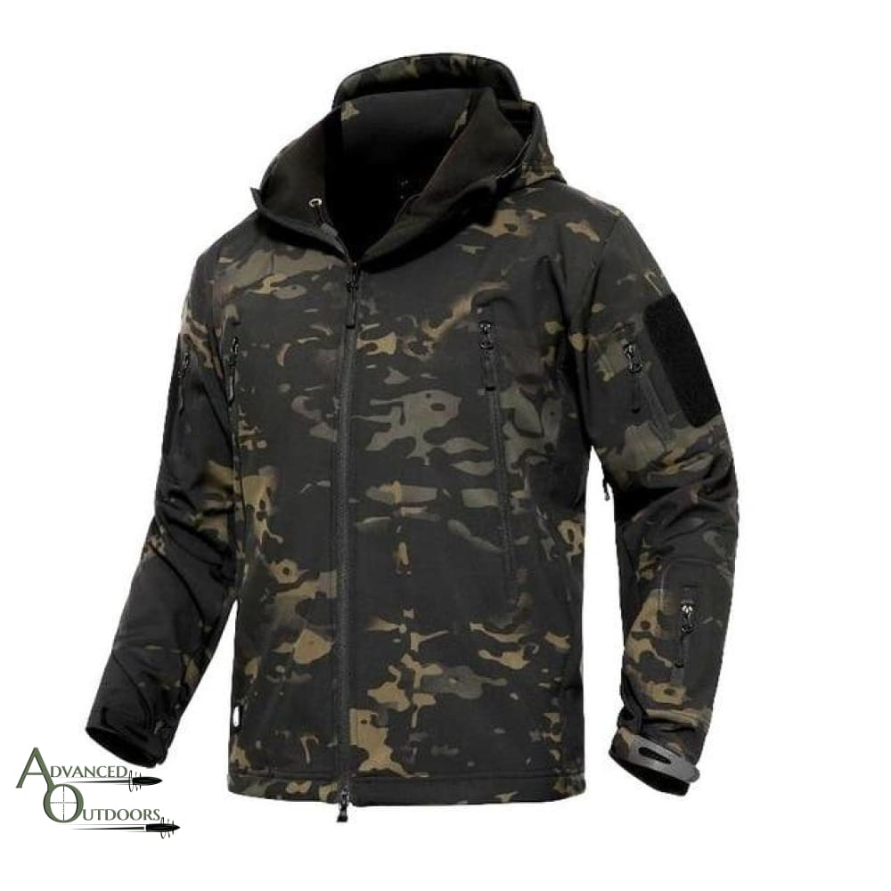Big Game Hunting Jacket - Dark Night / S