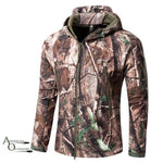 Big Game Hunting Jacket - Forest Camo / S
