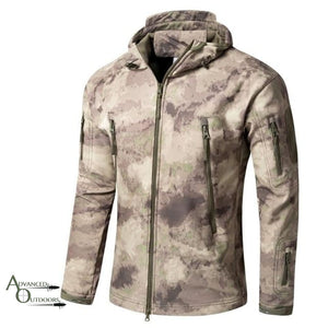 Big Game Hunting Jacket - Grey Splatter / S