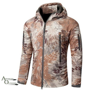 Big Game Hunting Jacket - Kryptek Brown / S