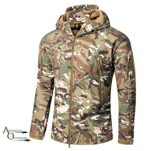Big Game Hunting Jacket - Woodland / S
