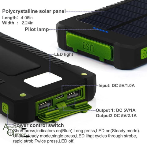 SolarCharge PowerStation