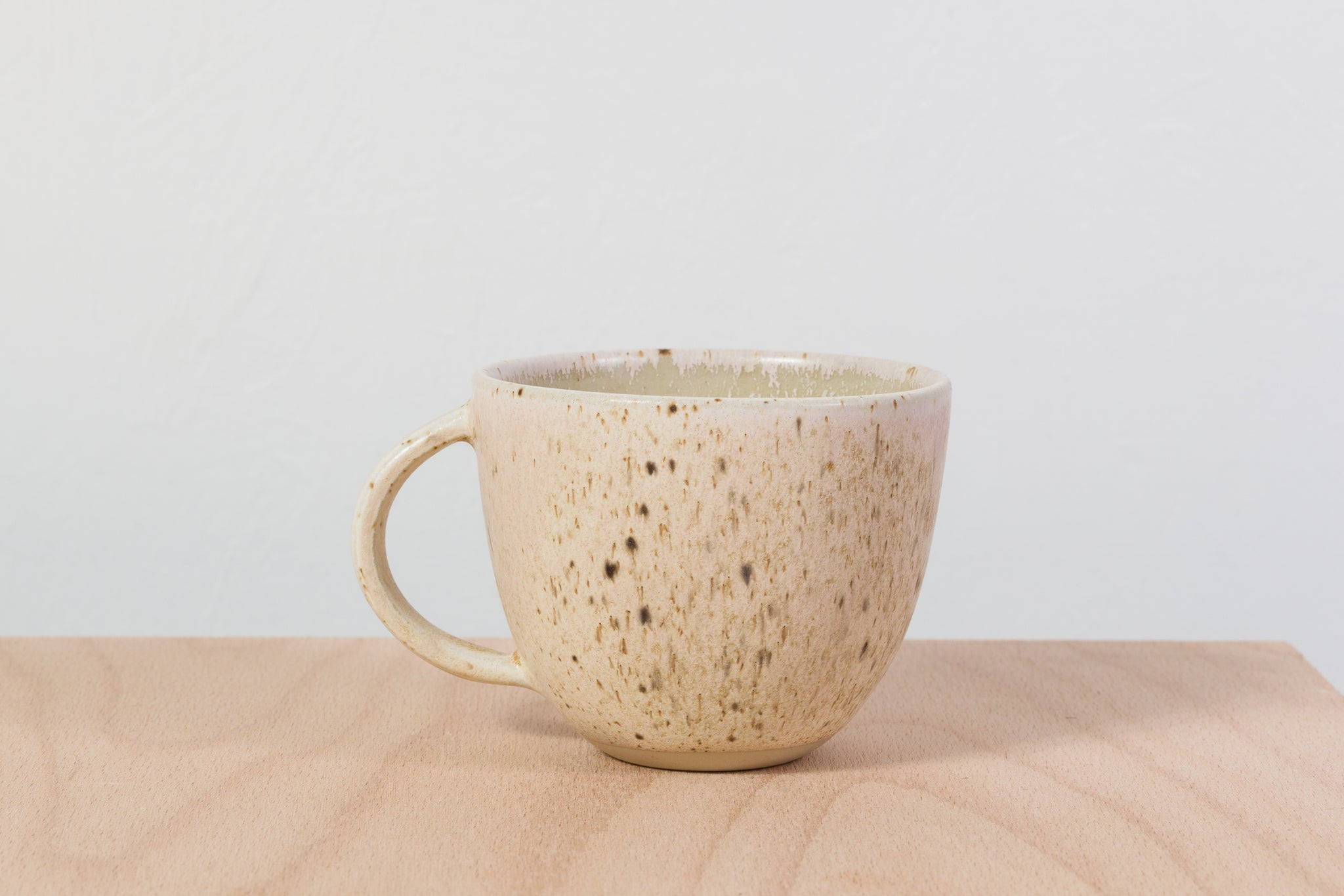 Simple mug with miracle glaze #5