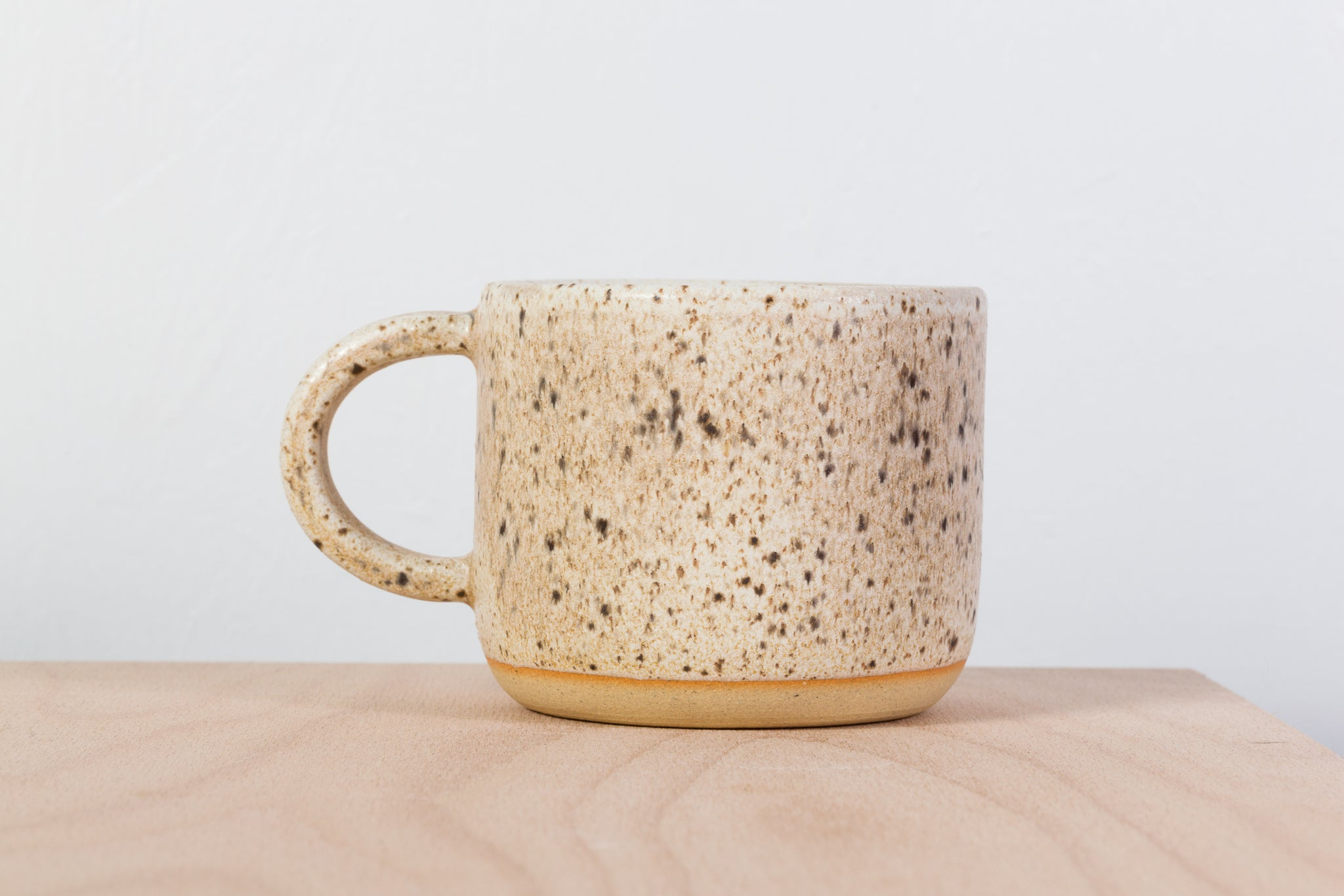 Classic mug with miracle glaze