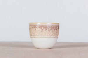 Simple cup with miracle glaze #4