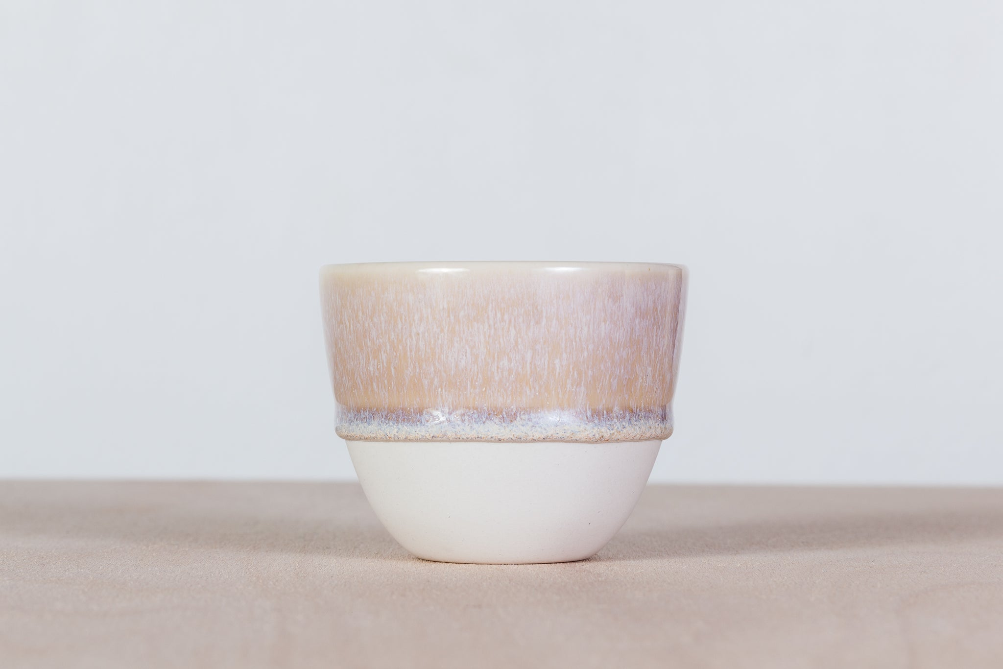 Simple cup with miracle glaze #3