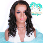 14 Inch Glueless Lace Front Wig