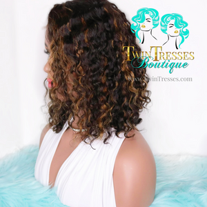 Robin Lace Closure Unit With Highlights