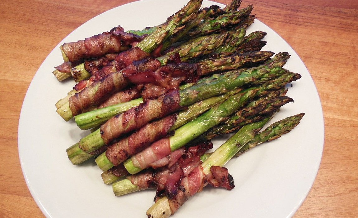 Crispy Bacon Wrapped Asparagus