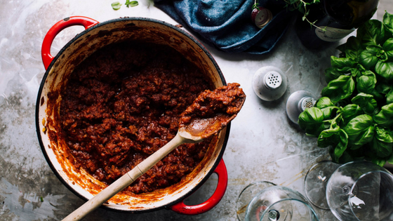 Low Carb, Full Flavor Chili