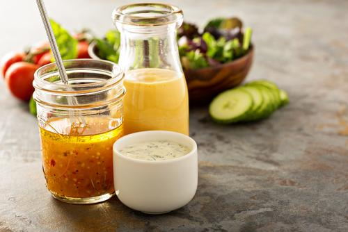 Keto Friendly Salad and Dressing Ideas