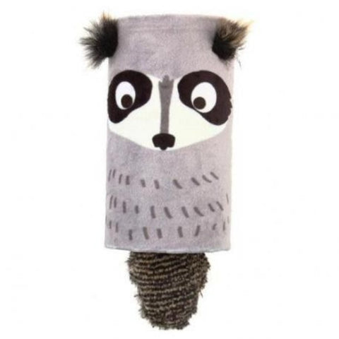 GiGwi Melody Racoon Cat Toy