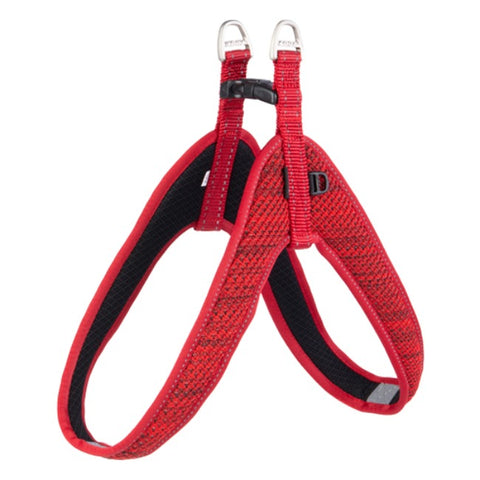 Rogz Red Fast-Fit Dog Harness
