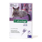 Advantage Large Cat over 4kg Tick & Flea Spot-On Treatment