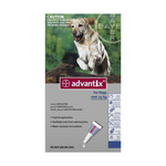 Advantix  Dogs Over 25kg+ Tick & Flea Spot-On Treatment
