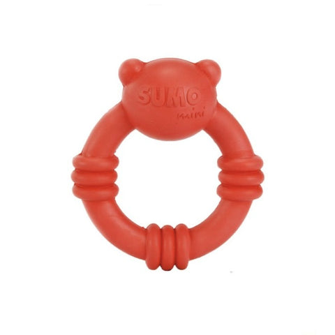Beeztee Team Mini Dog Toy - Red