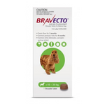 Bravecto Medium Dog 10-20kg Chewable Tick & Flea Tablet