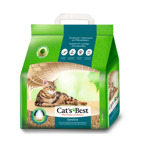 Cat's Best Sensitive Clumping Litter