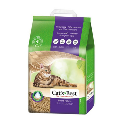 Cat's Best Smart Pallets Clumping Litter