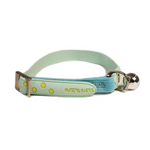 Cat's Life Blue Polkadot Collar