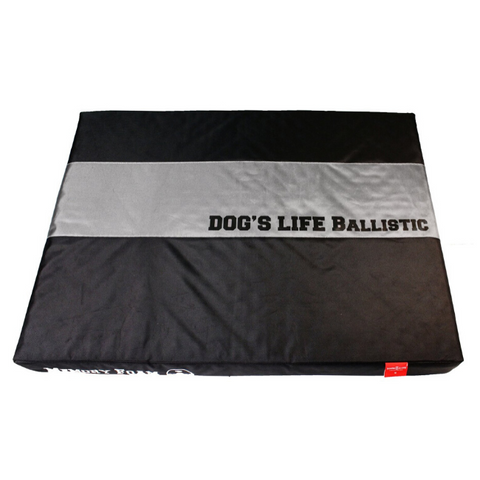 Dog's Life Ballistic Dog Futon - Black