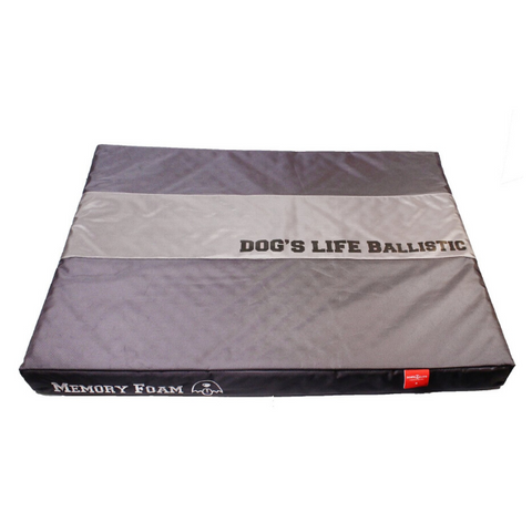 Dog's Life Ballistic Dog Futon - Grey