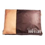 Dog's Life Sweet Dreams Dog Futon - Black