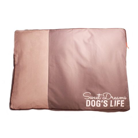 Dog's Life Sweet Dreams Dog Futon - Grey