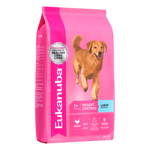 Eukanuba Adult Large Breed Weight Control Dog Food