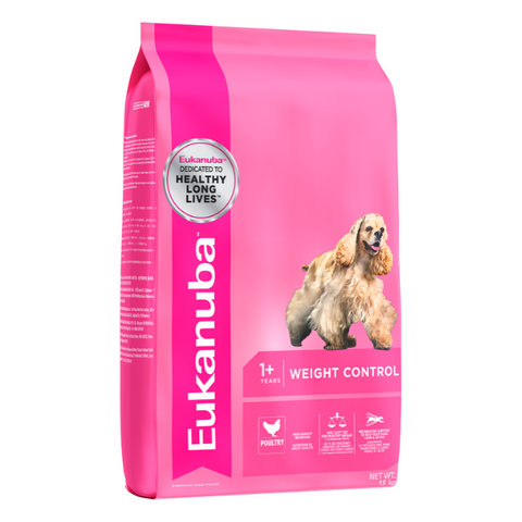 Eukanuba Adult Small & Medium Breed Weight Control Dog Food