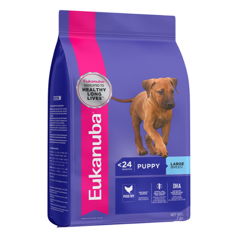 Eukanuba Puppy Large Breed Dog Food