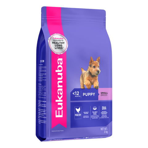 Eukanuba Puppy Small Breed Dog Food